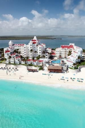 GR Caribe by Solaris, Cancun Mexico. I'LL BE HERE IN A WEEK!