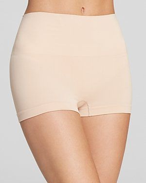 025fedb46761 SPANX Womens Everyday Shaping Boy Shorts Soft Nude Small >>> Check this  awesome product by going to the link at the image.