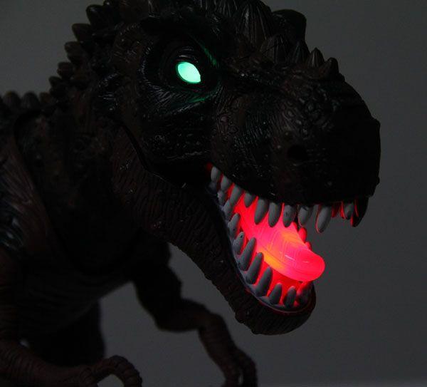 Cool Tyrannosaurus Rex Animal Toy Battery Operation