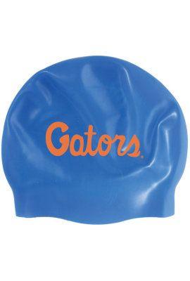 e77fc2e16b6 University of Florida Swim Cap | University of Florida | Swim team ...