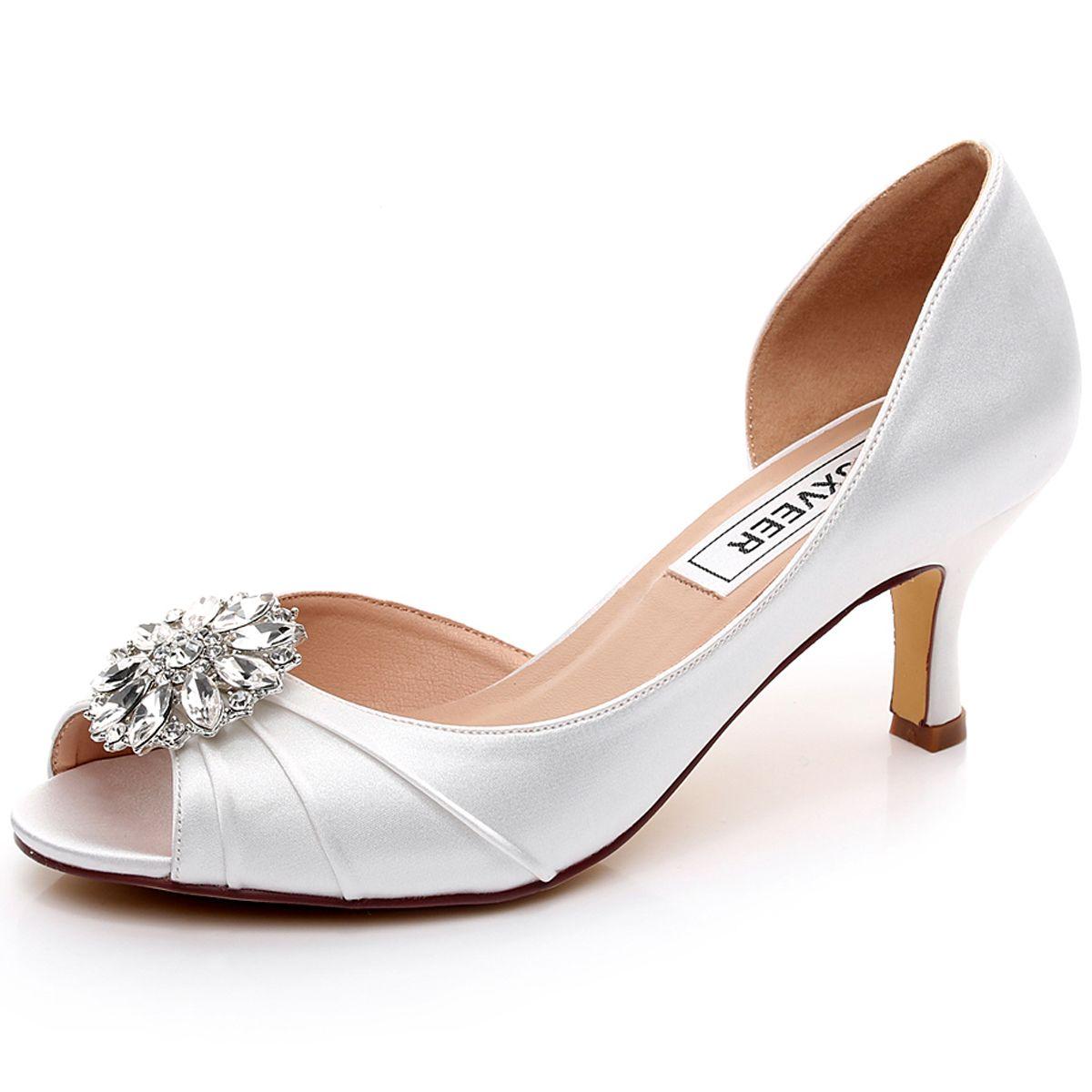 Satin Elegant Satin Shoes Royal Blue Dress Shoes Blue Bridal