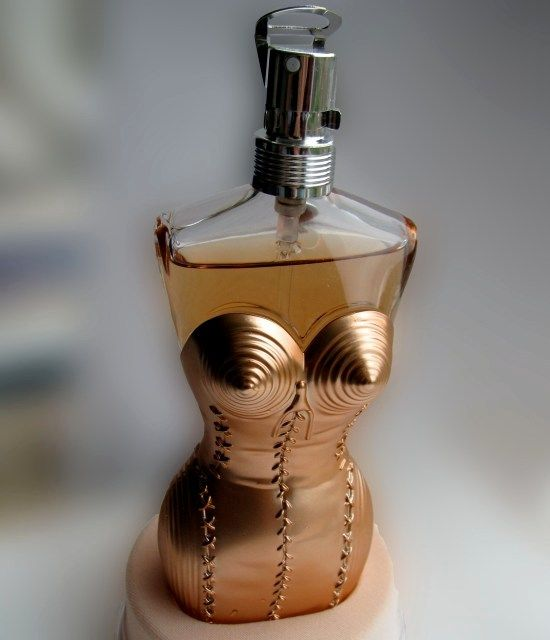Jean Paul Gaultier S Classique Is My All Time Favorite My Partner Wears The Mens And It S Yummy Perfume Bottles Perfume Pretty Perfume Bottles