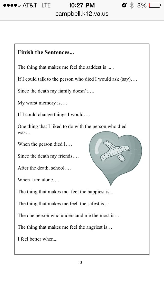Children of divorce group therapy essay