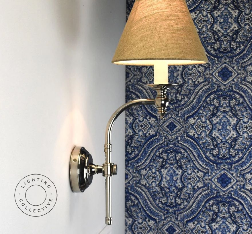 Traditional Curved Wall Sconce Lighting Collective Sconces Sconce Lighting Wall Sconce Lighting