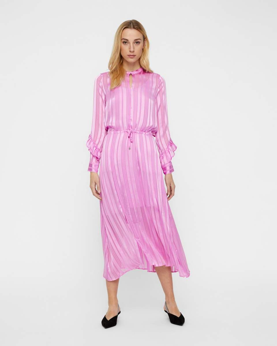 6d23ab62 InWear Hilma kjole - Pink i 2019 | DRESSES // WOMEN'S CLOTHING ...