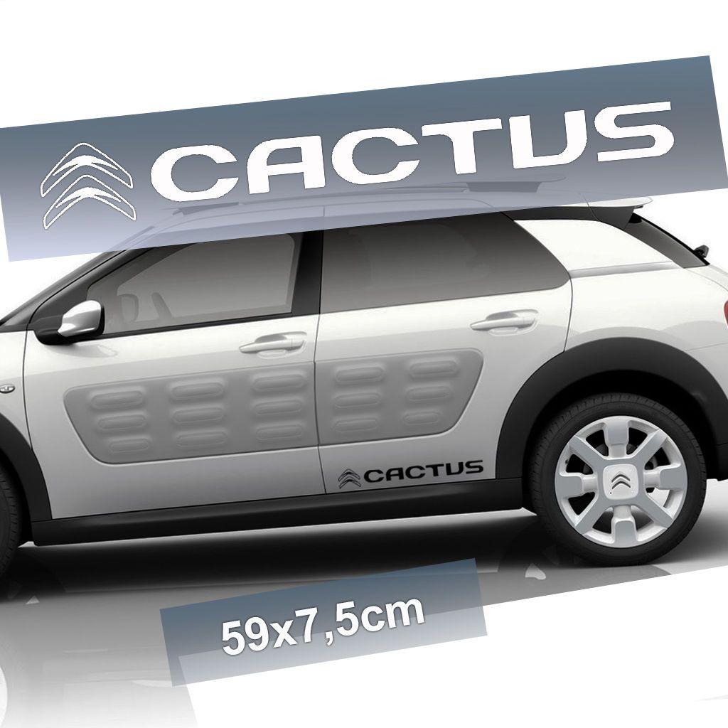 CITROEN C CACTUS Vinyl Decals Stickers Xcm Car Accessories - Custom vinyl decal usage and application