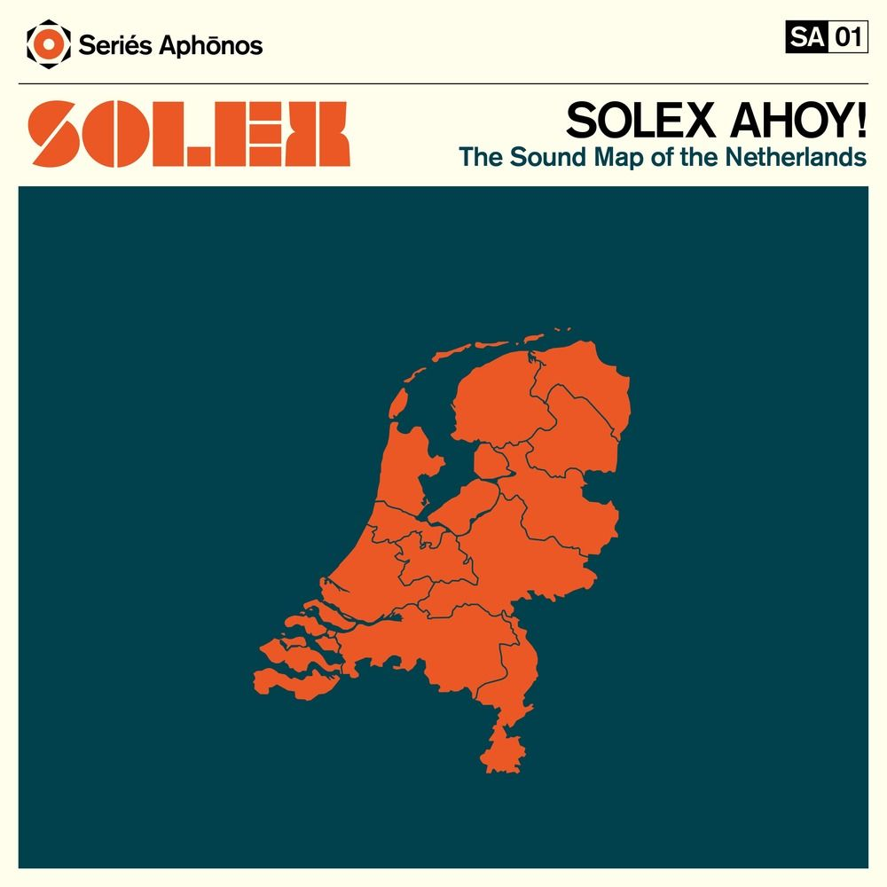 Image of SA01  Solex Ahoy The Sound Map Of The Netherlands