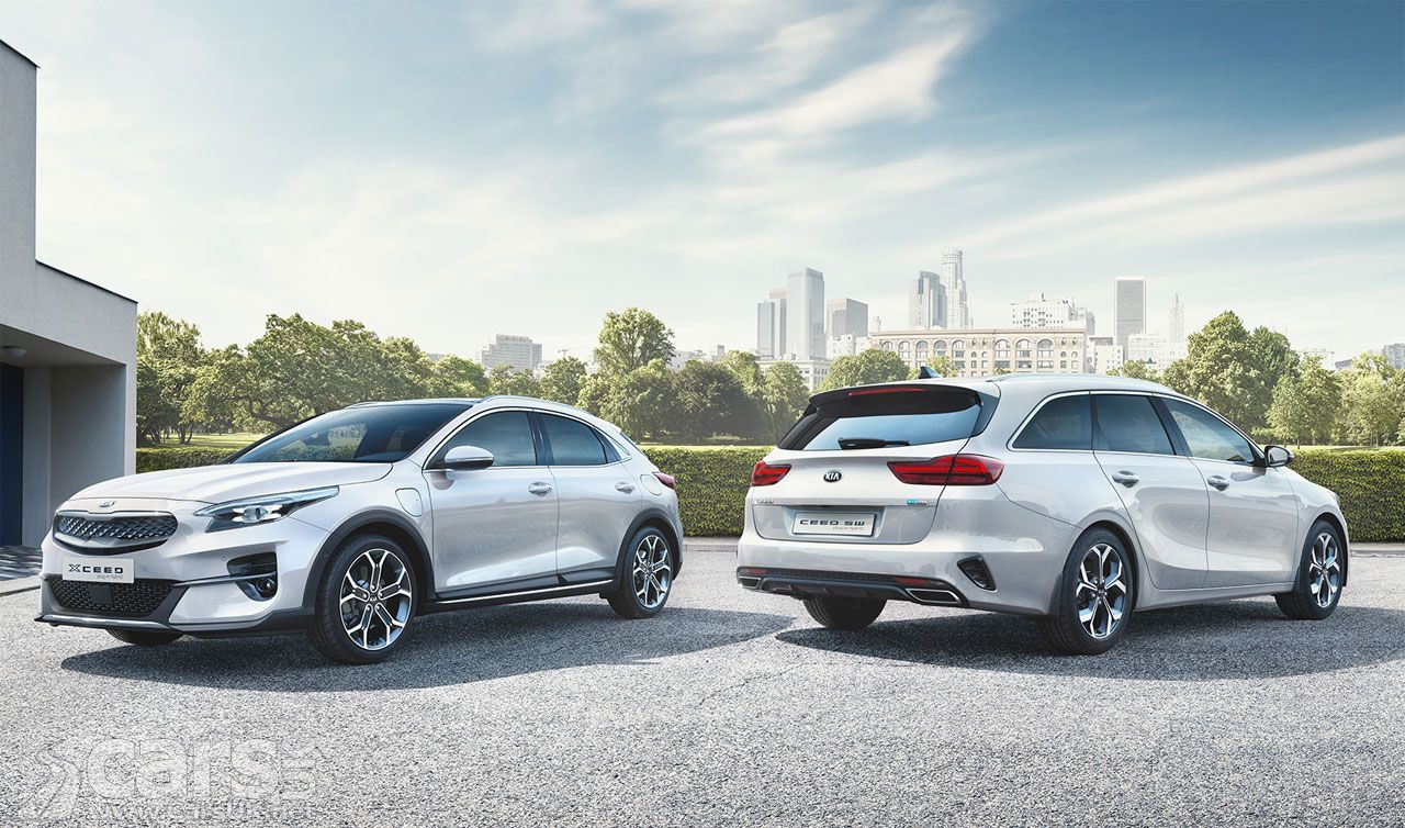 Kia XCeed and Ceed Sportswagon Plugin Hybrids add to Kia