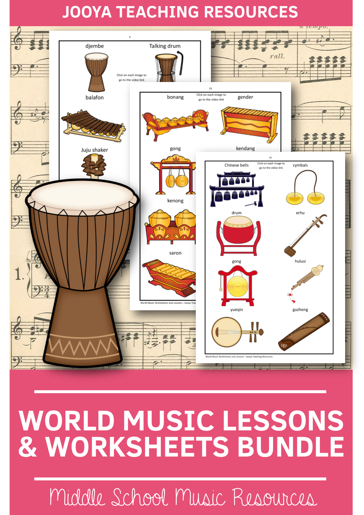 World Music Bundle
