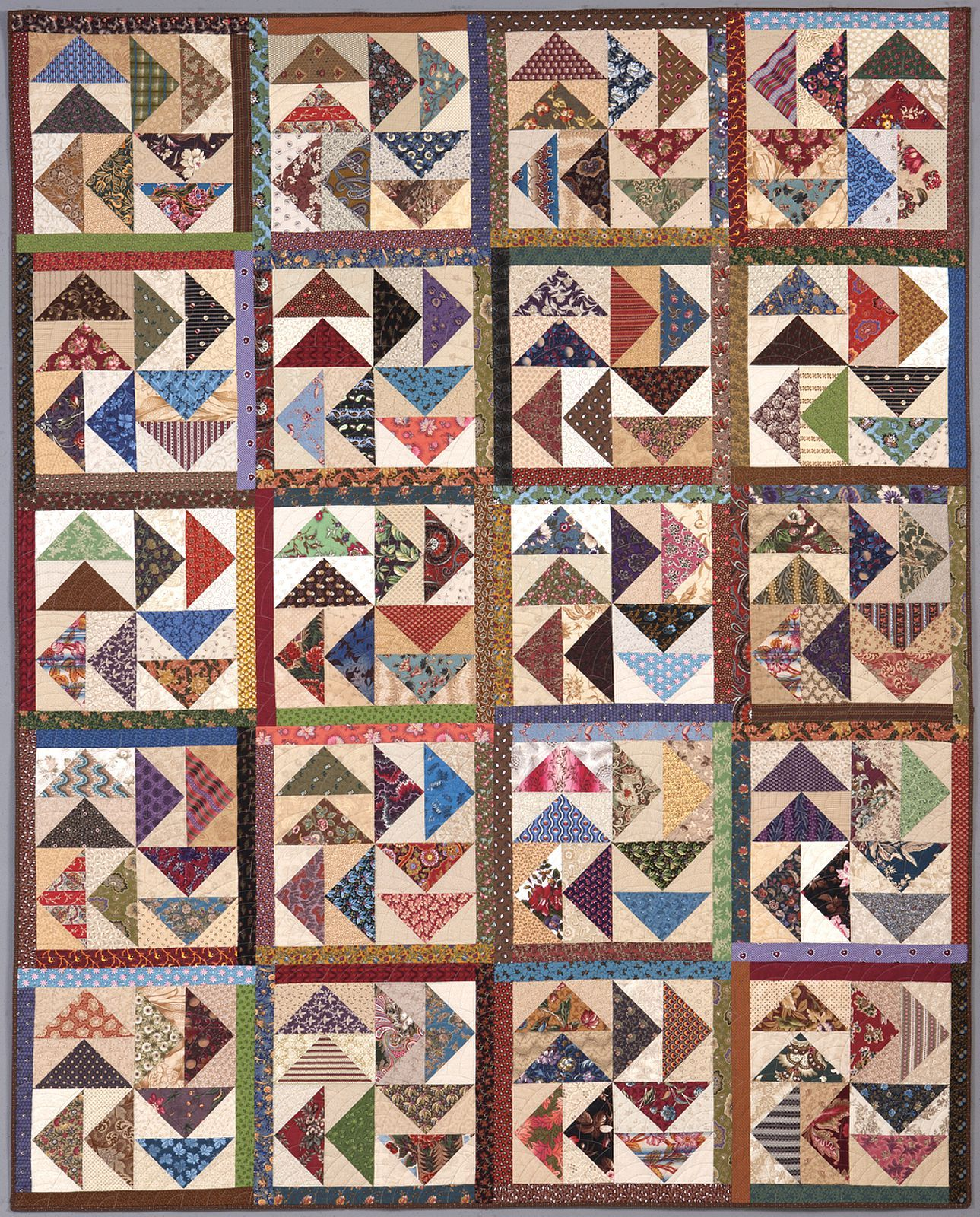 Wow!We are so excited by how many of you are commenting on our ... : flying dutchman quilt pattern - Adamdwight.com