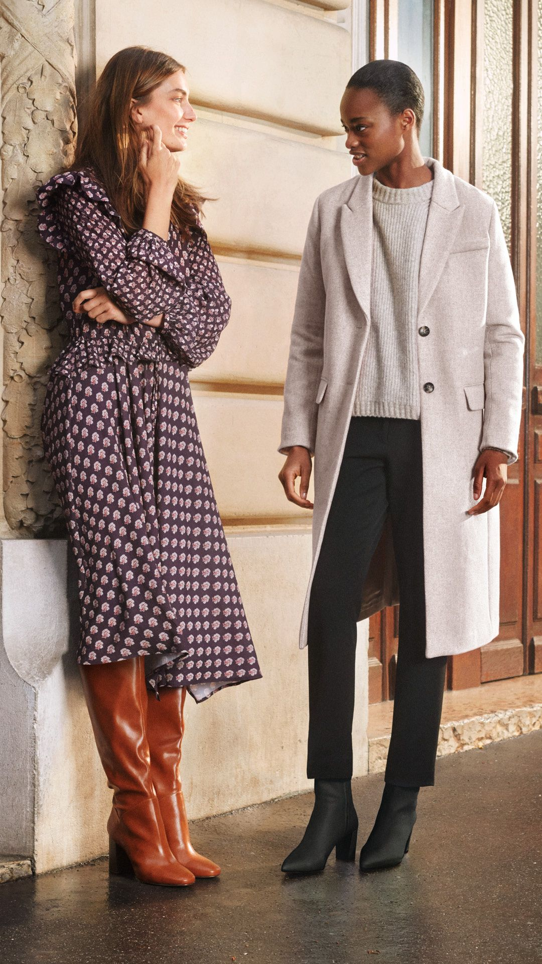 2834b9ac2 H M AUTUMN FASHION 2018 FOR EVERY YOU  The new autumn collection for every  you is now available in store and online.  HM I H M Fall Winter