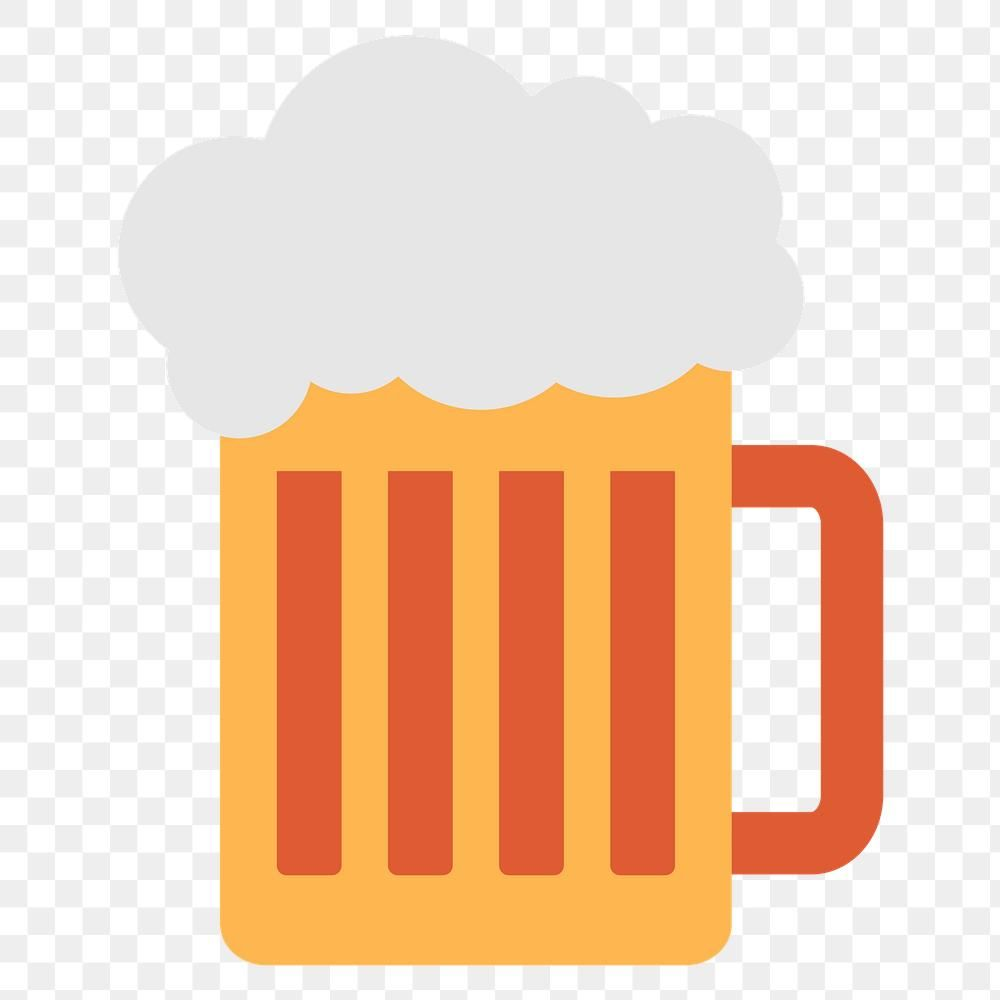 Beer Glass Design Element Transparent Png Free Image By Rawpixel Com Chayanit Beer Glass Design Beer Glass Beer Stickers
