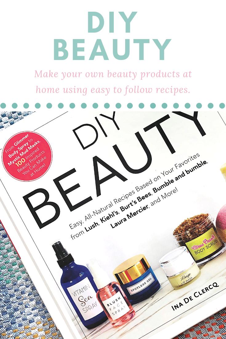 A Diy Beauty Recipe Book Beauty Recipe Diy Beauty Diy Beauty Recipes