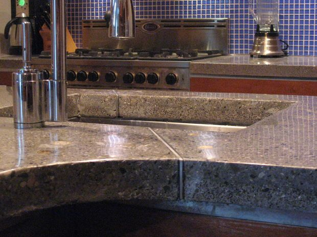 Updating Your Kitchen Counters On A Budget Concrete