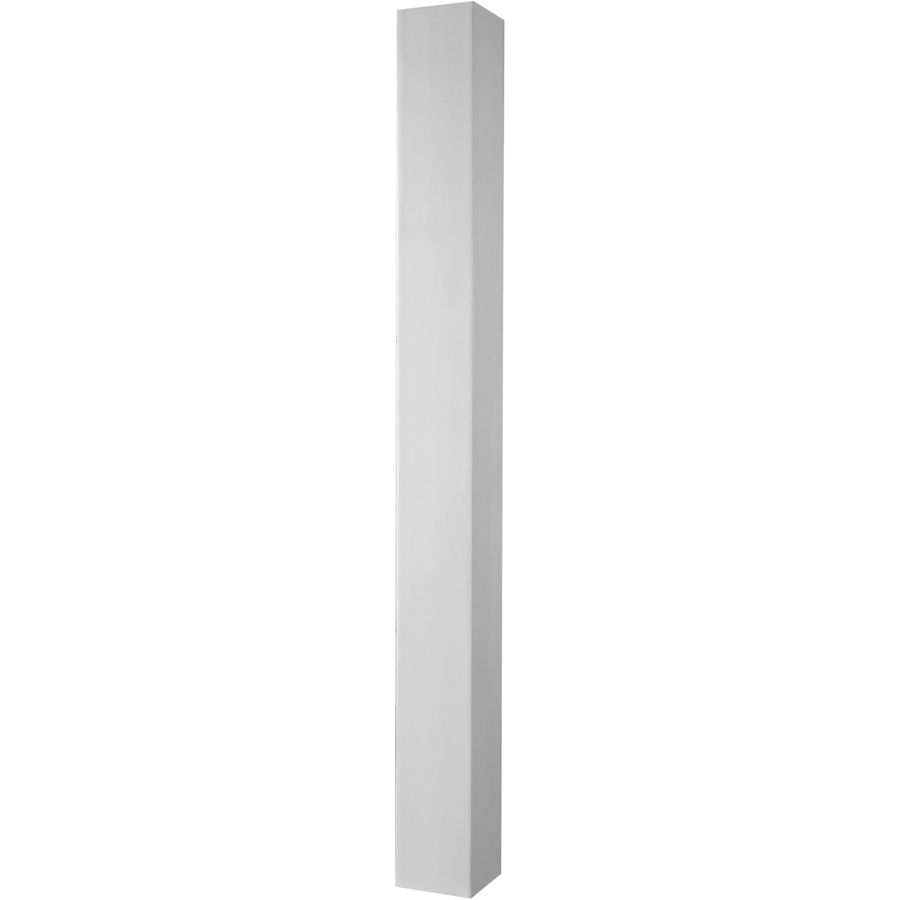 7 625 In X 7 375 Ft Unfinished Fiberglass Square Column Square Columns Porch Columns Home Repair