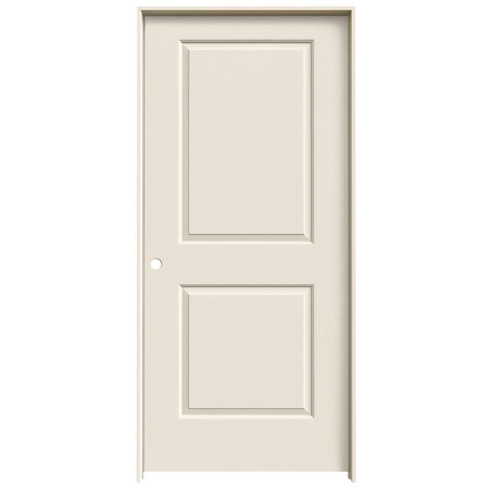 Etonnant JELD WEN 30 In. X 78 In. Cambridge Primed Right Hand Smooth Molded  Composite MDF Single Prehung Interior Door W/ Split Jamb THDJW136700694    The Home Depot