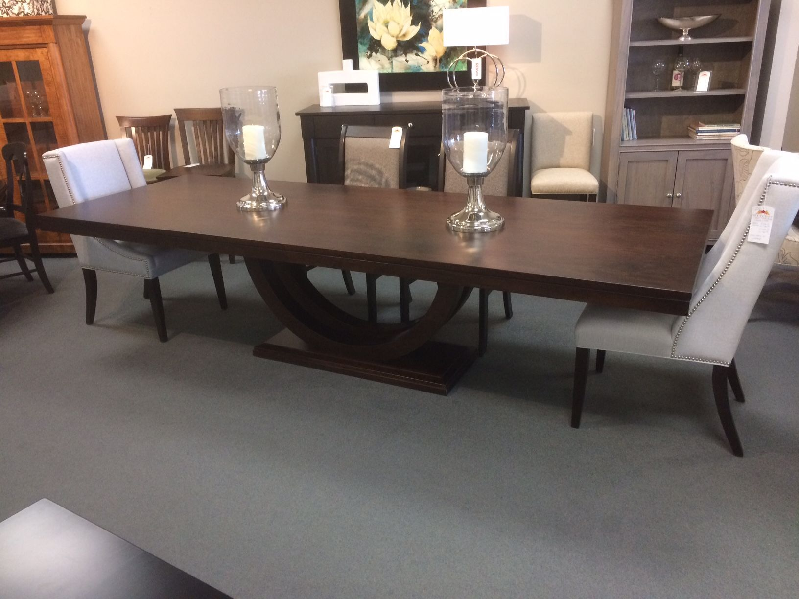 Metropolitan 42 W X 120 L Dining Table Dining Table Table