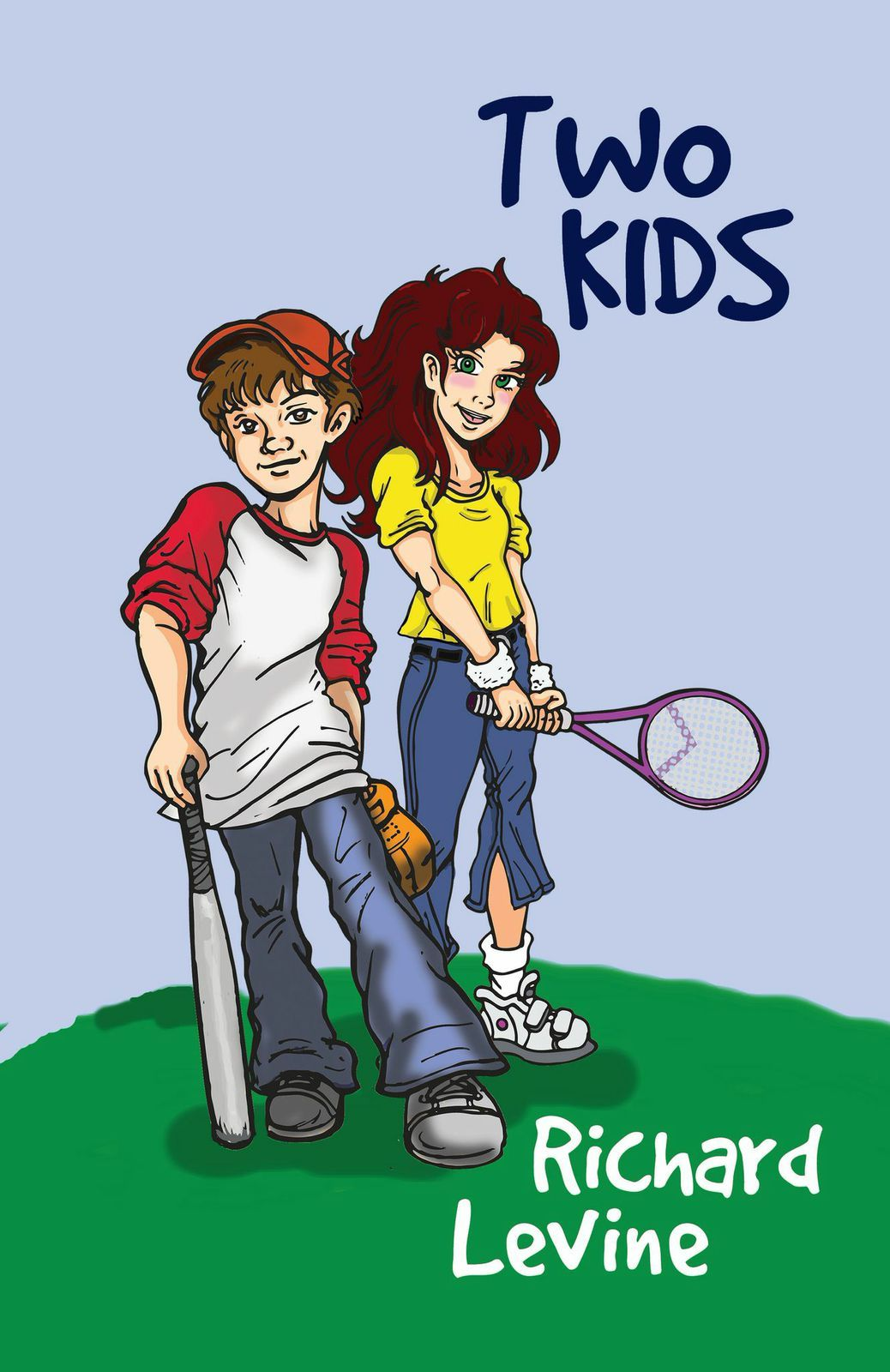 Two Kids By Richard Levine Book Review