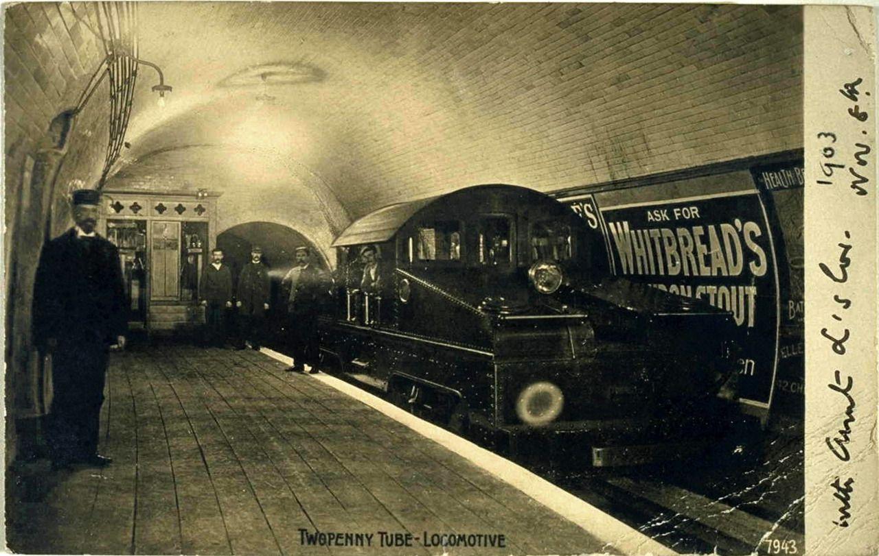 e3c9f6e8a7e7282131967c9b494e72e5 - Central London Railway 120th anniversary