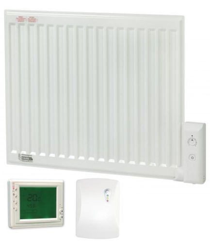 Details About Adax Oil Filled Electric Radiator Panel Heater