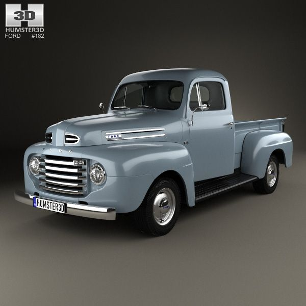 Ford F  D Model From Humsterd Com Price