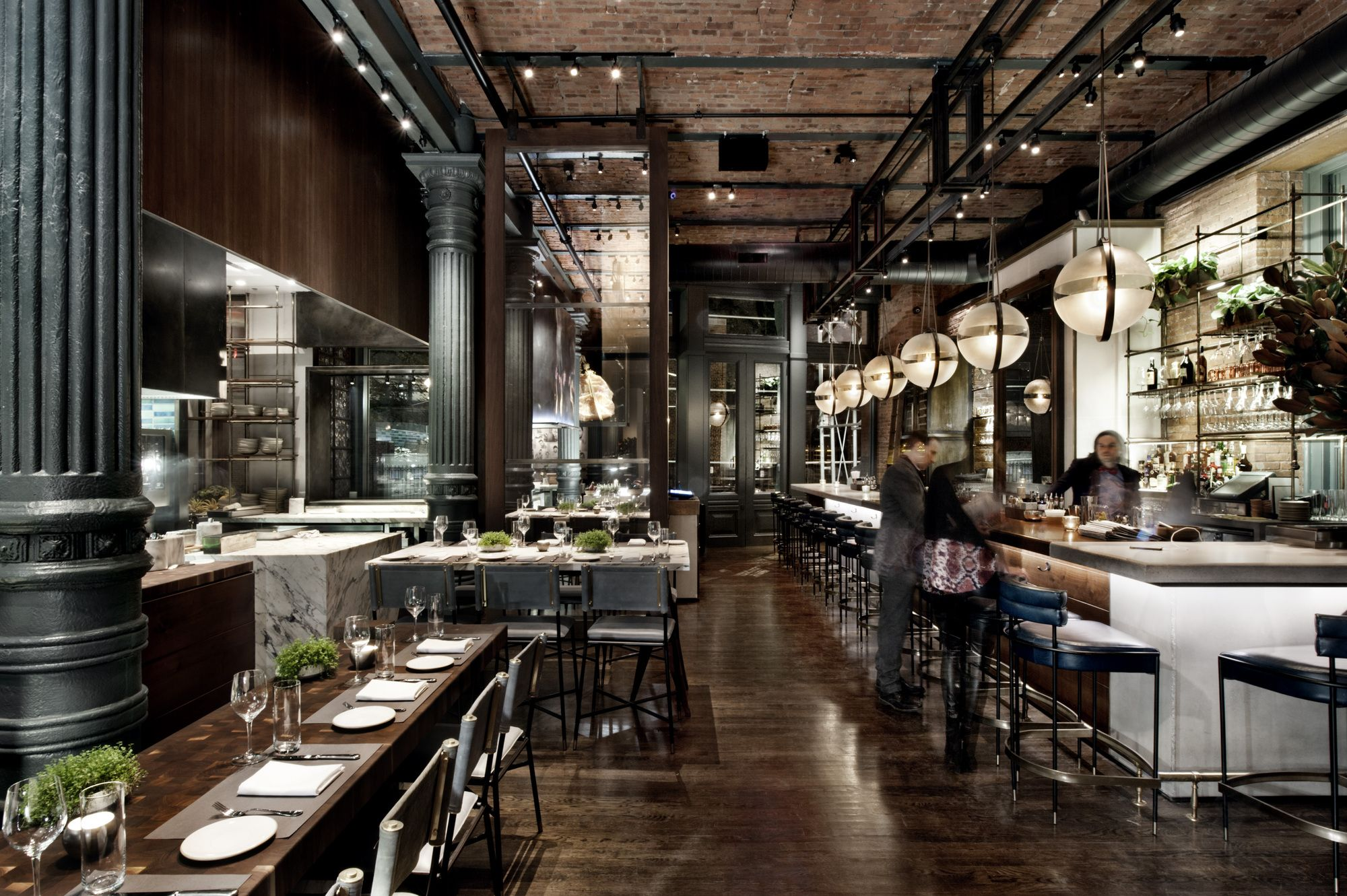 Chefs Club By Food & Wine Rockwell Group