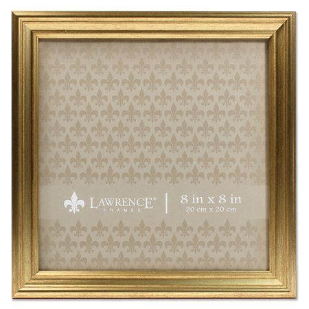 153c1a0d3b4 Free Shipping on orders over  35. Buy 8x8 Sutter Burnished Gold Picture  Frame at Walmart.com