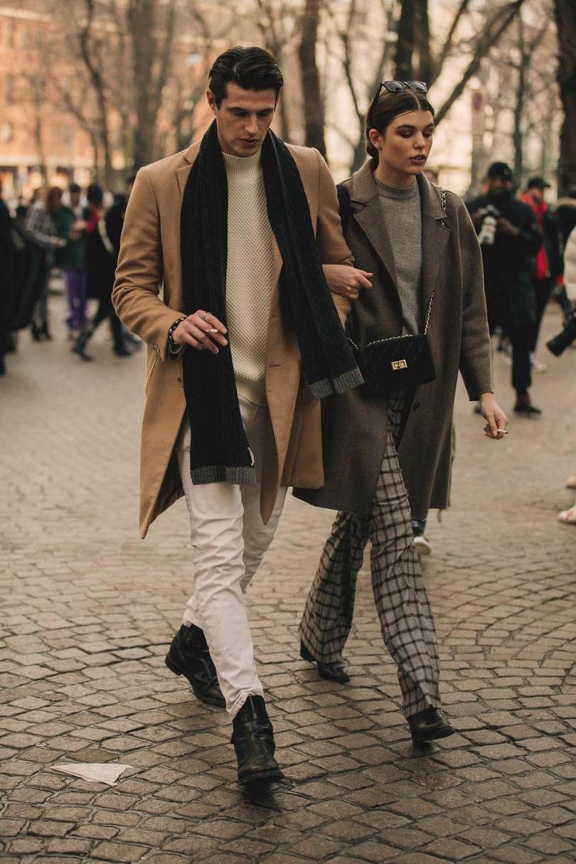 The Best Street Style From Milan Fashion Week Men's #mensstyle