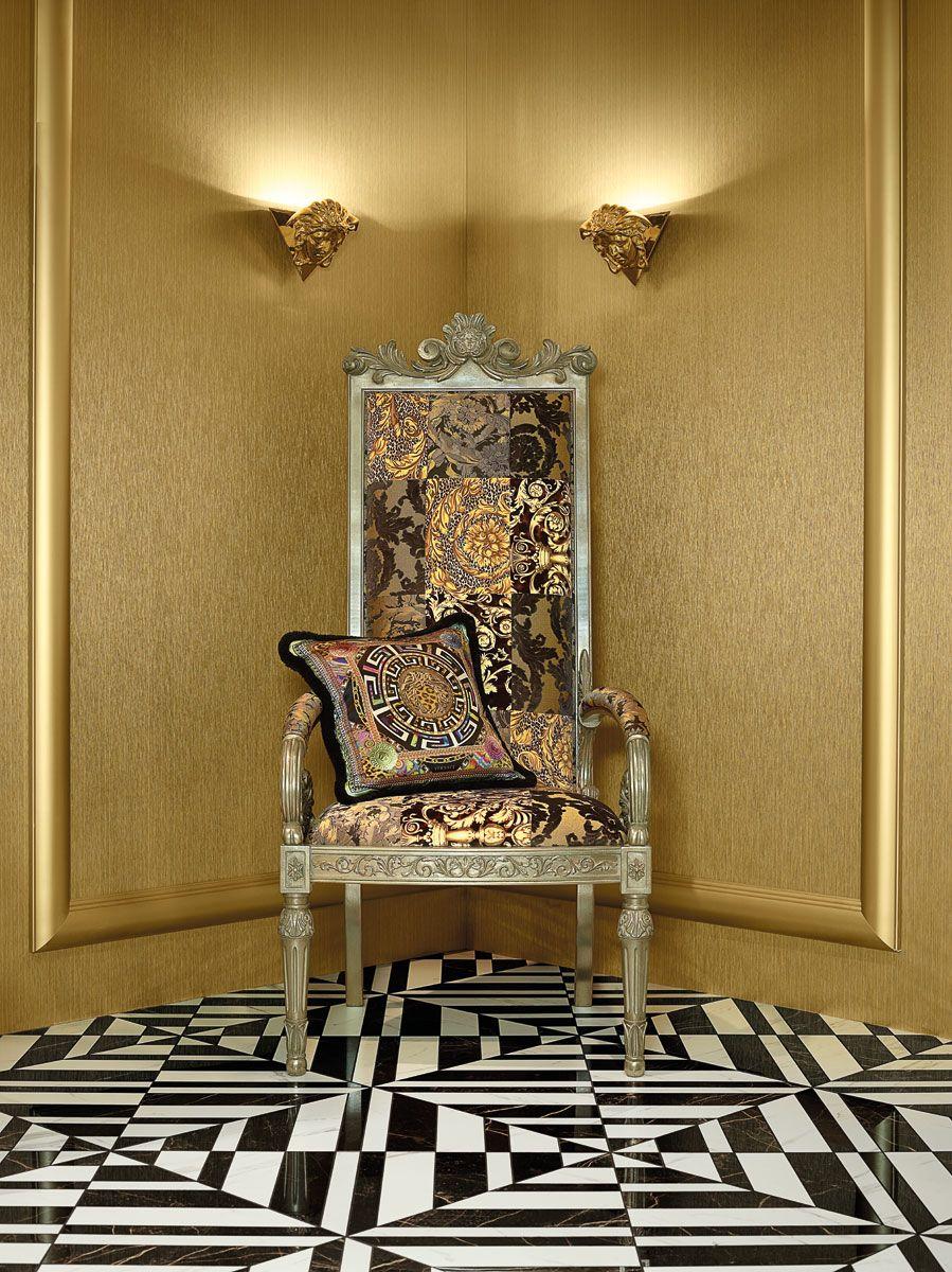 Versace Home Mansion Gianni Donatella
