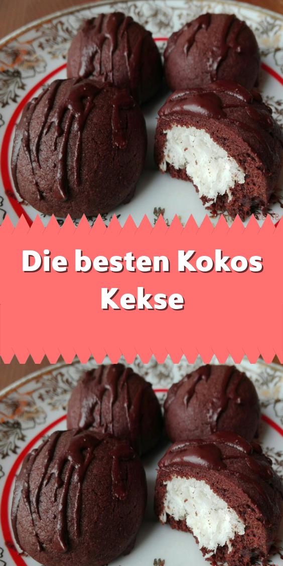 Die besten Kokos Kekse #cupcakenoel