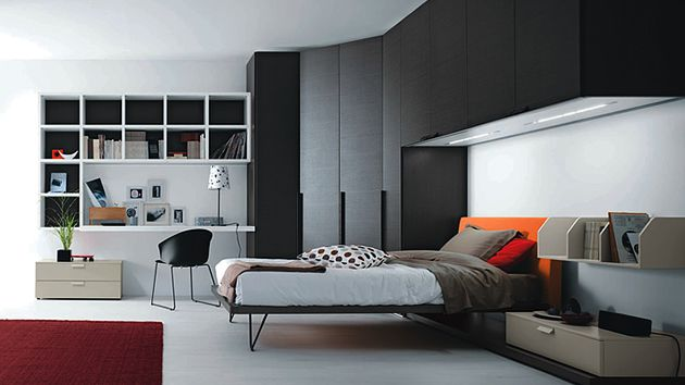 20 teenage boys bedroom designs teen boy rooms teen for Design your own teenage bedroom
