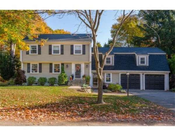 17 Plymouth River Rd Hingham, MA 02043 Just Listed!