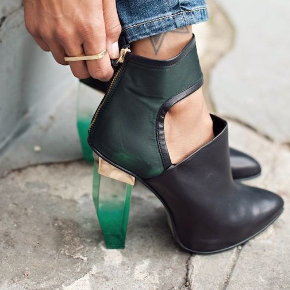 SEARCHING FOR THESE !!!NOT SELLING!!! JUST IN SEARCH OF THESE BEAUTIFUL SHOES Miista Shoes Ankle Boots & Booties