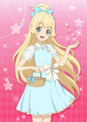 Aikatsu! Photo on Stage!!/Cardlist/Page 2 Anime, Dễ