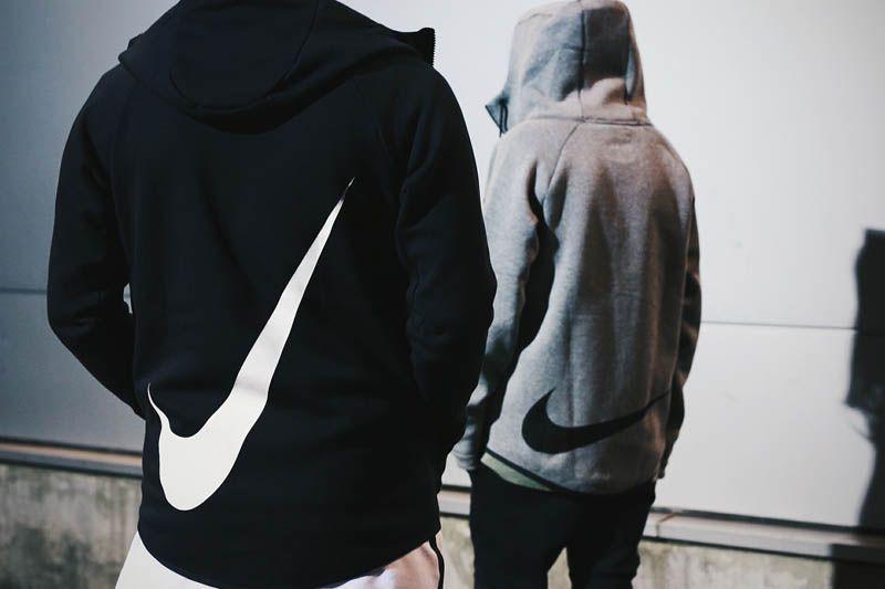 Nike Big Swoosh Hoody Merida