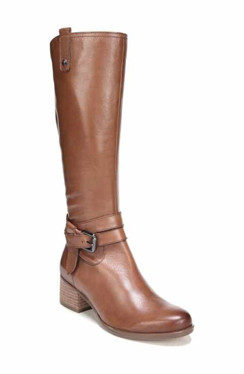 Women S Comfortable Shoes Boots Tan Leather Boots