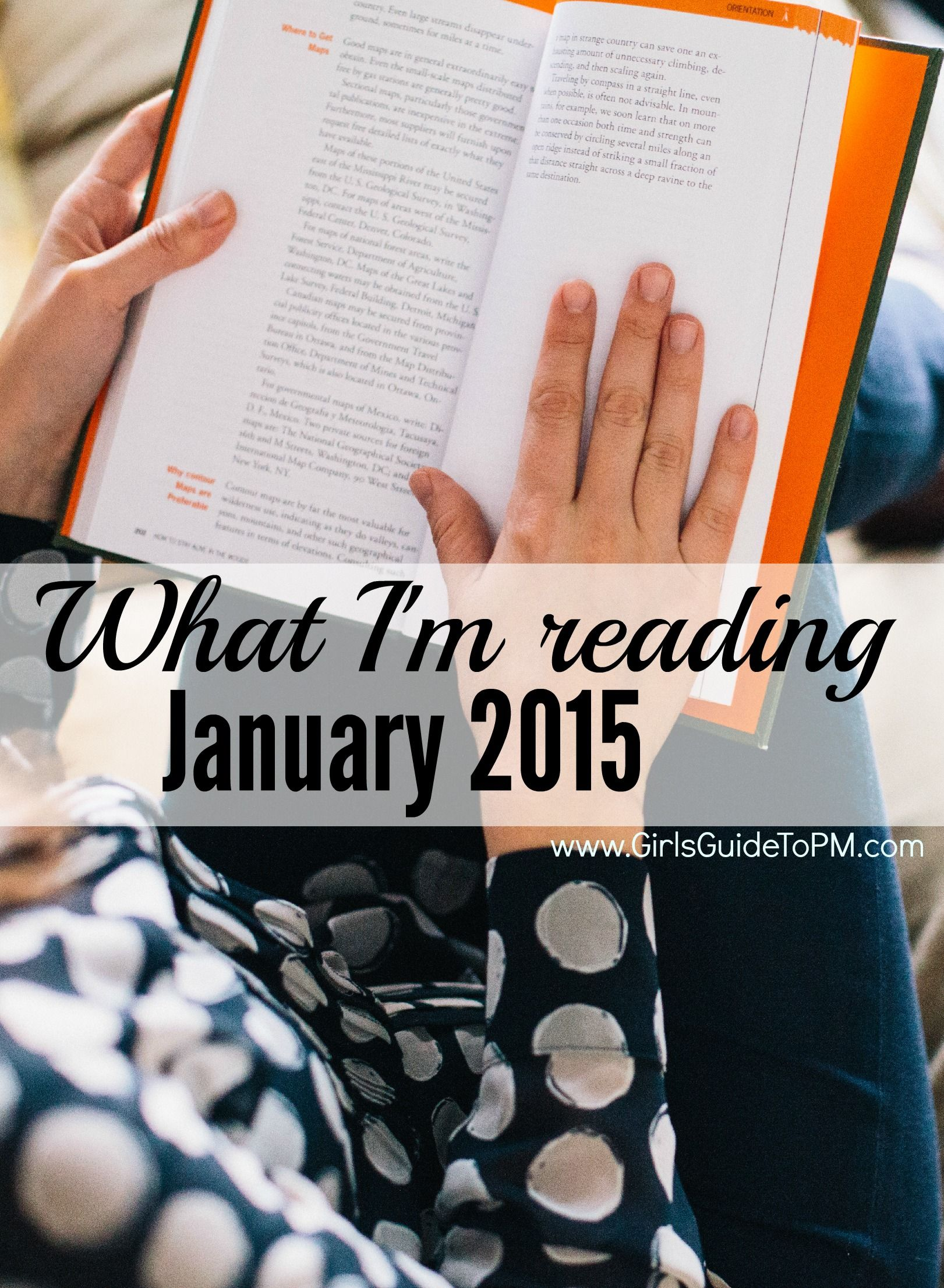 What I M Reading January
