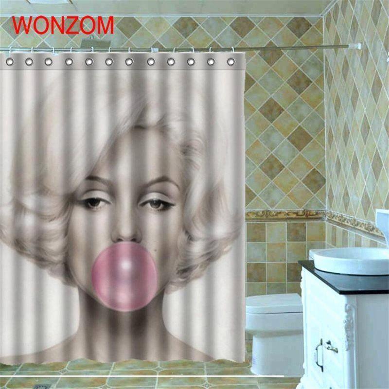Marilyn monroe bathroom decor inspirational wonzom bath