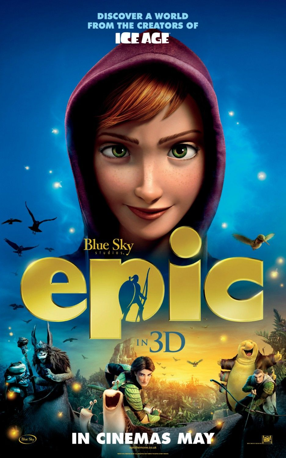 movies posters Epic Official International Trailer And