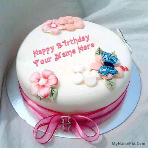 Birthday Cake for Sister With Name Sister birthday cake