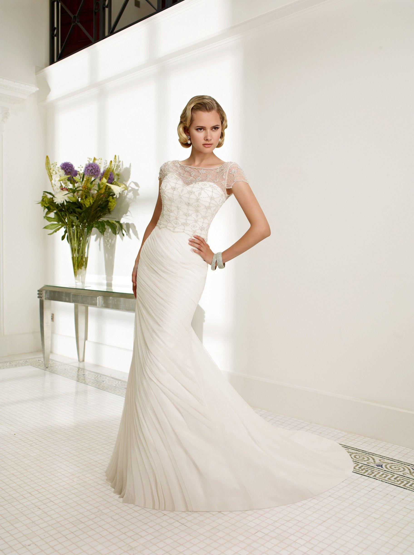 RAFFAELLA   what i like:-)   Pinterest   Ronald joyce, Wedding dress ...