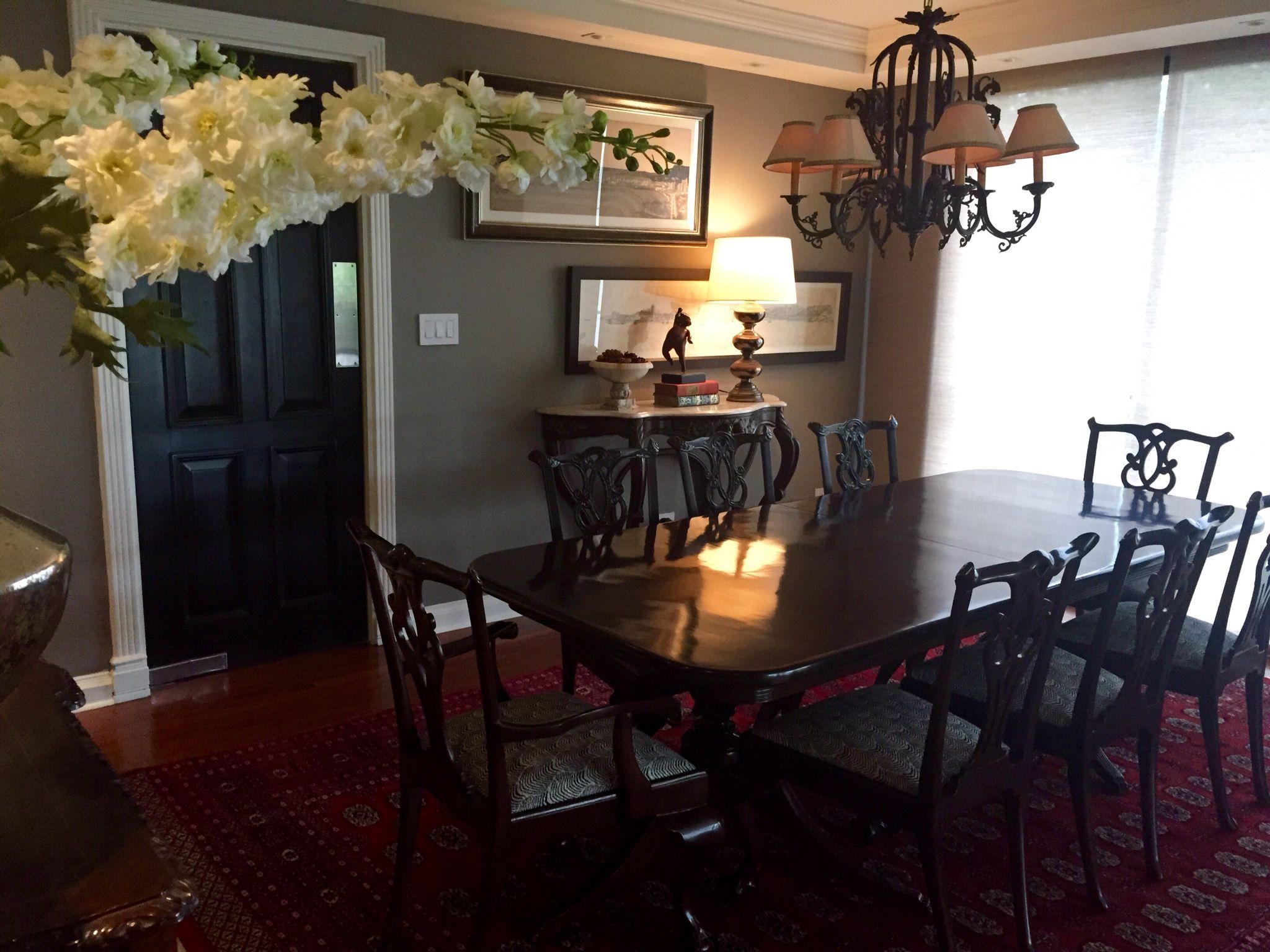 Comedor Frente Al Mar Por Priscilla Conte #panama #comedor Amazing Panama Dining Room Design Ideas