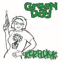 Green Day - Kerplunk (1992)