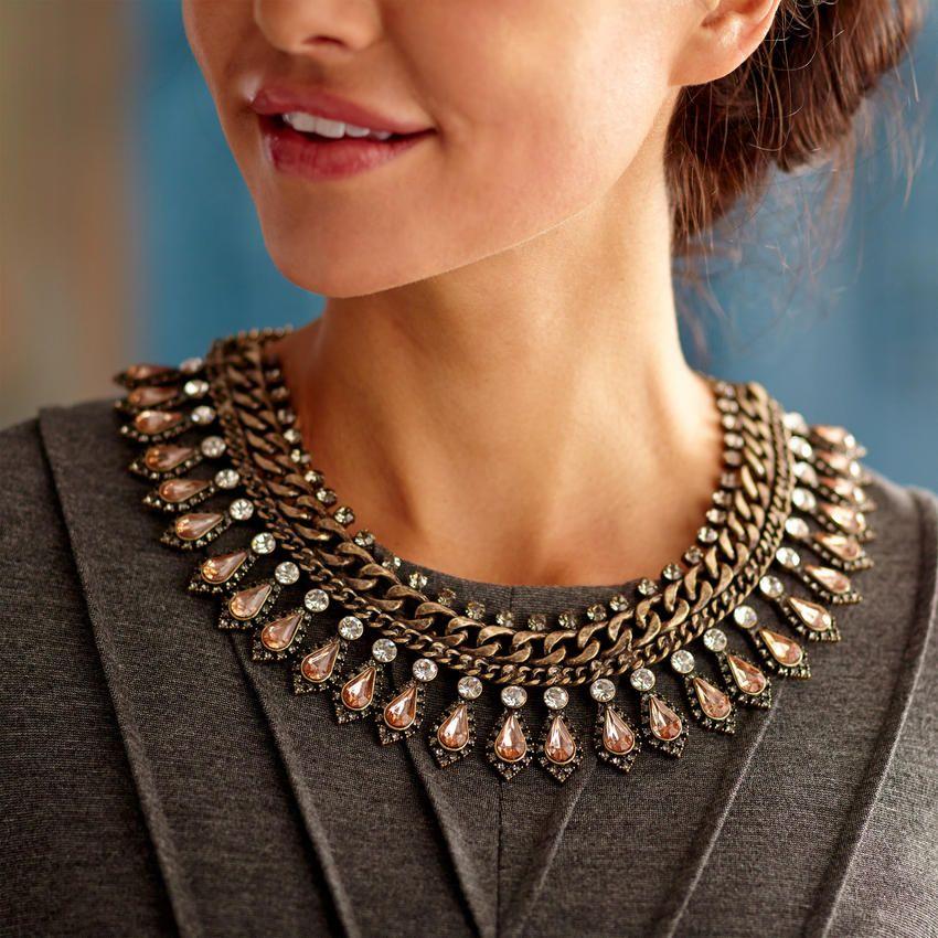 World Market Jewelry Box Dezna Necklace ~ Handcraftedartisans In India Via Www