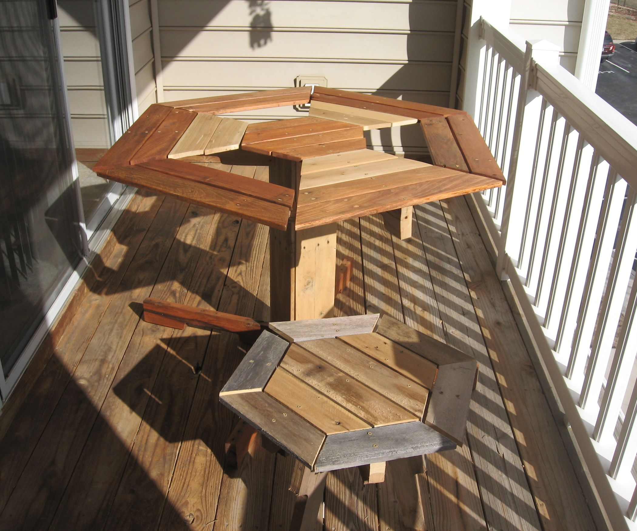 Diy Outdoor Furniture Made From Pallets tips for making your own outdoor furniture | pallet patio