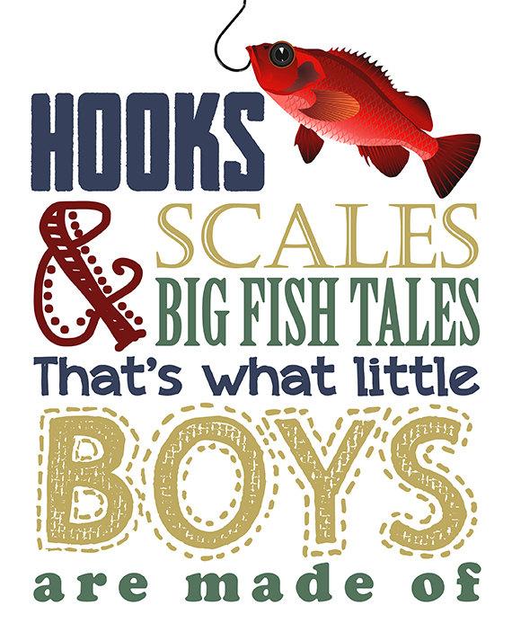 Fishing Nursery Decor Kids Wall Art Hooks By Littlelifedesigns Fishing Nursery Art Wall Kids Baby Boy Nursery Fishing