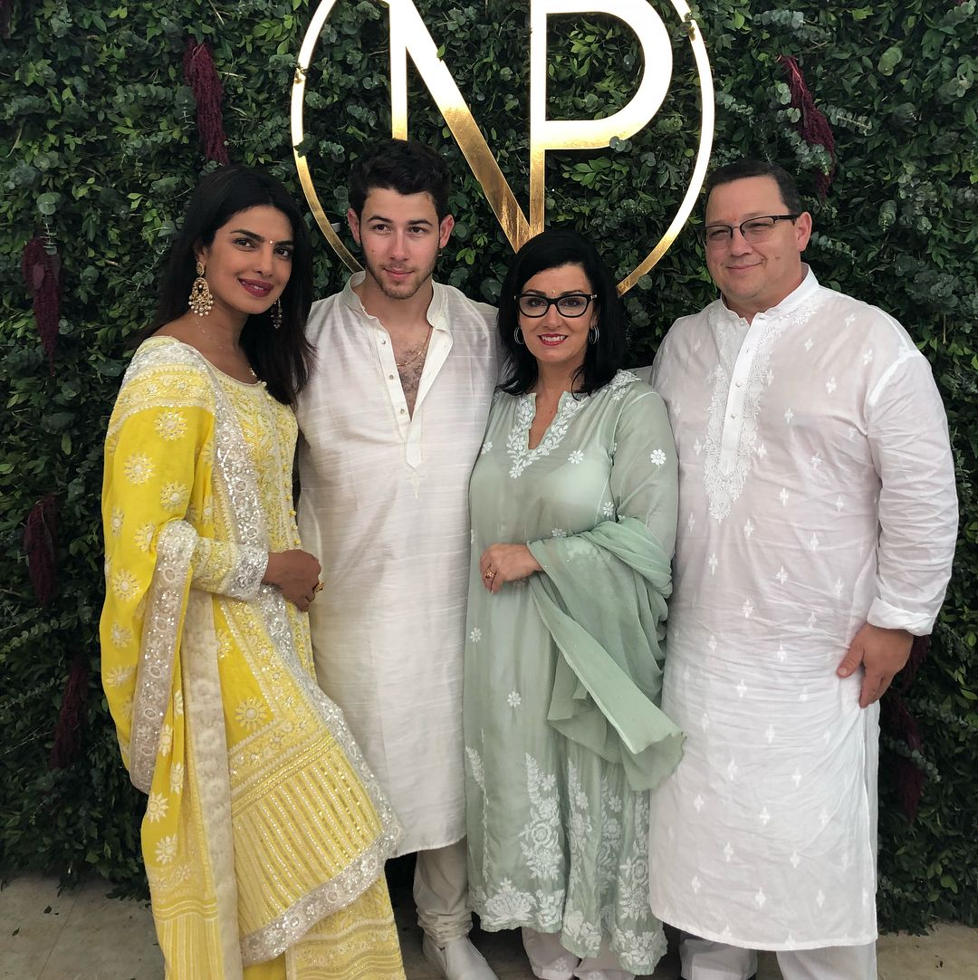 Priyanka Chopra And Nick Jonas S Roka And Engagement Party All Pictures Details The Urban Guide Priyanka