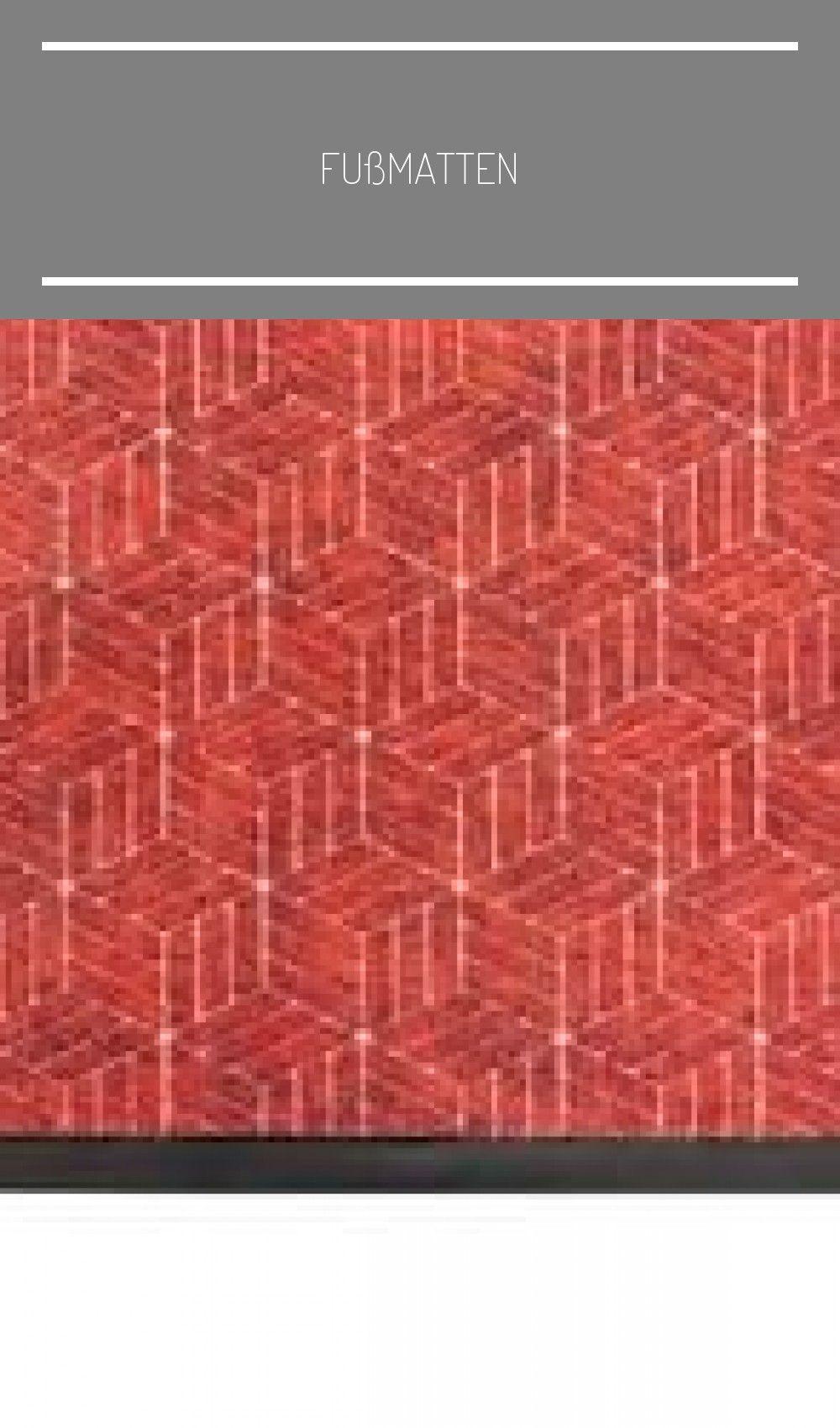 Photo of Mercury Fußmatte Cubes xn--rotbroshop24-… #eingangsbereich haus