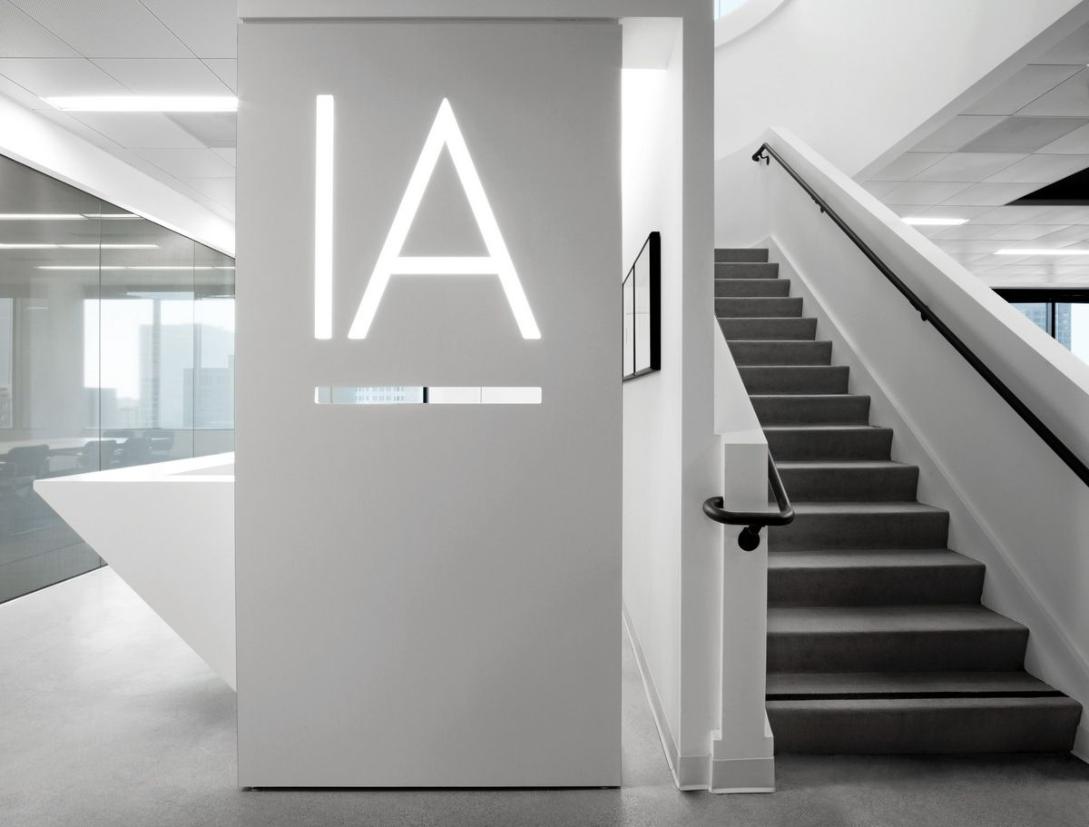 Office Tour Inside IA Interior Architects Los Angeles