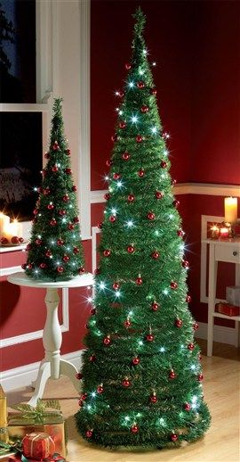 Tomato Cage Christmas Tree.Tomato Cage With Garland And Lights Great For Doing